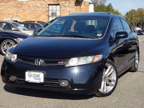 2008 Honda Civic for sale at JDM Auto in Fredericksburg VA