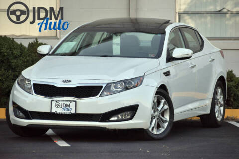 2013 Kia Optima for sale at JDM Auto in Fredericksburg VA