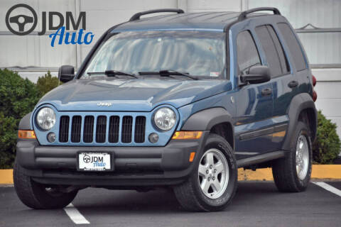 2006 Jeep Liberty for sale at JDM Auto in Fredericksburg VA