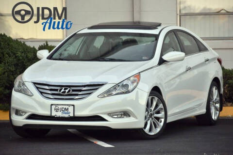 2013 Hyundai Sonata for sale at JDM Auto in Fredericksburg VA