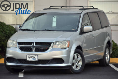 2012 Dodge Grand Caravan for sale at JDM Auto in Fredericksburg VA