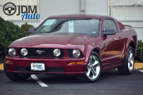 2007 Ford Mustang for sale at JDM Auto in Fredericksburg VA