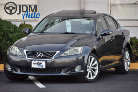 2010 Lexus IS 250 for sale at JDM Auto in Fredericksburg VA