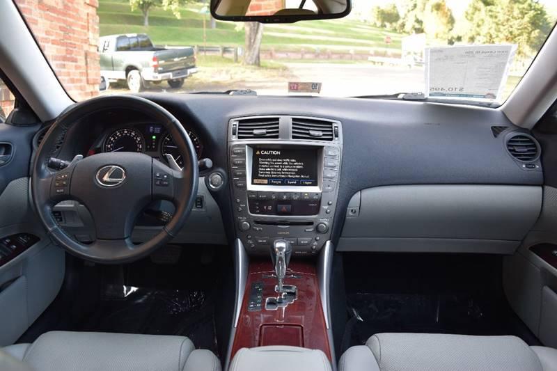 2006 Lexus IS 250 AWD 4dr Sedan - Fredericksburg VA