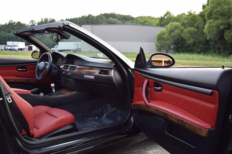 2007 BMW 3 Series 335i 2dr Convertible - Fredericksburg VA