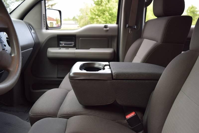 2005 Ford F-150 4dr SuperCrew XLT 4WD Styleside 5.5 ft. SB - Fredericksburg VA