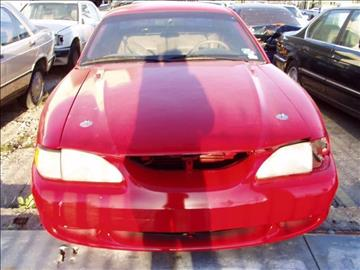 1998 Ford Mustang for sale in Dallas, TX