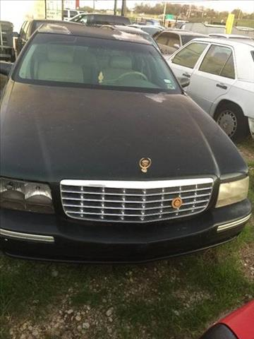 1997 Cadillac DeVille for sale in Dallas, TX