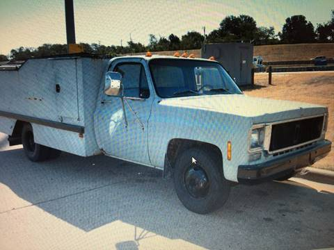 1977 Chevrolet C/K 30 Series for sale in Dallas, TX