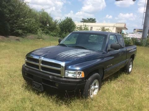 2001 Dodge Ram Pickup 1500 for sale in Dallas, TX