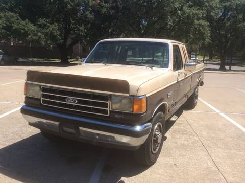1991 Ford F-250 for sale in Dallas, TX