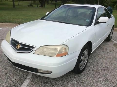 2001 Acura CL for sale in Dallas, TX