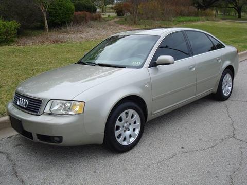 2002 Audi A6 for sale in Dallas, TX