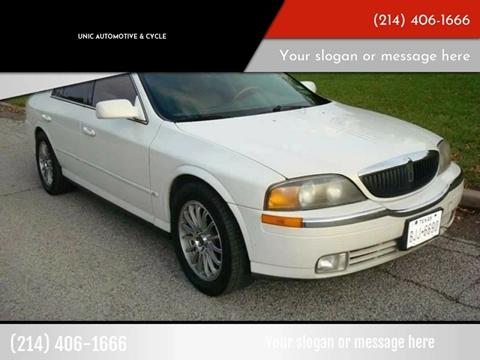Lincoln Ls For Sale In Santa Fe Nm Carsforsale Com