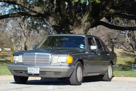 1989 Mercedes-Benz 300-Class for sale in Dallas, TX