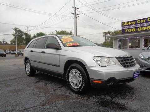 2008 Chrysler Pacifica for sale in Dolton, IL