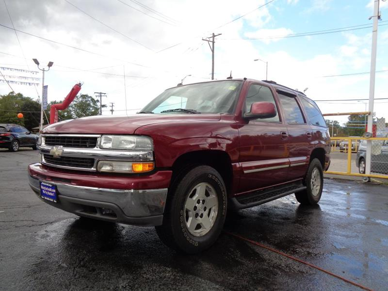 Tahoe 2004 chevrolet tahoe specs : 2004 Chevrolet Tahoe 1500 In Dolton IL - Sibley Car Credit