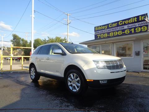 2007 Lincoln MKX for sale in Dolton, IL