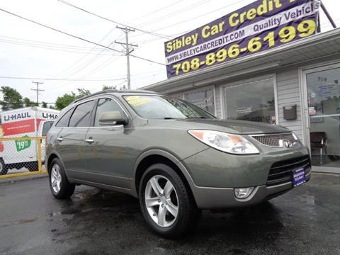 2008 Hyundai Veracruz for sale in Dolton, IL