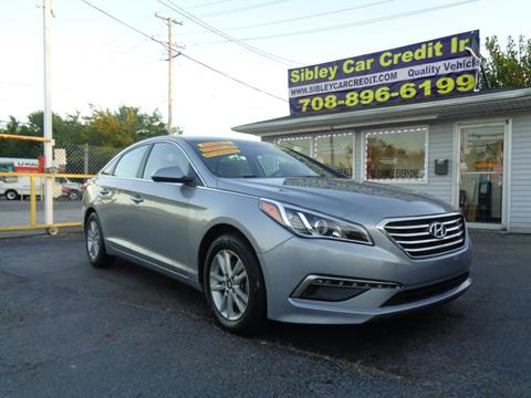 2015 Hyundai Sonata for sale in Dolton, IL