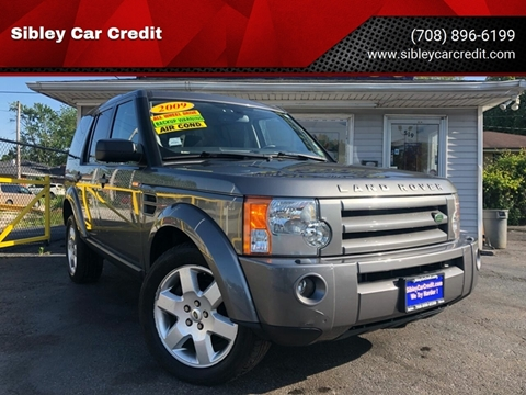 2009 Land Rover LR3 for sale in Dolton, IL