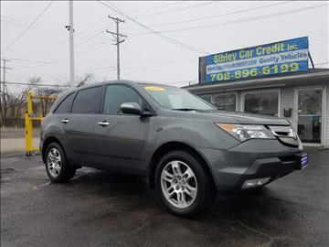 2007 Acura MDX for sale in Dolton, IL