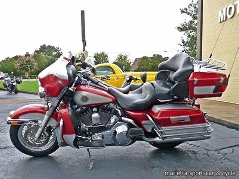 2004 Harley-Davidson Touring for sale in Marietta, GA