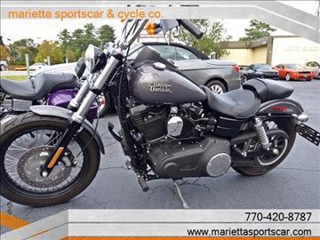 2014 Harley-Davidson Dyna for sale in Marietta, GA