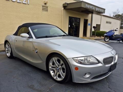 2005 Bmw Z4 For Sale Carsforsale Com