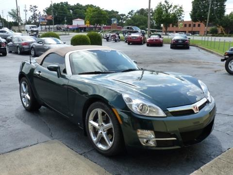 Attractive 2007 Saturn SKY For Sale In Marietta, GA
