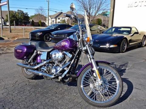 2001 Harley-Davidson Dyna for sale in Marietta, GA