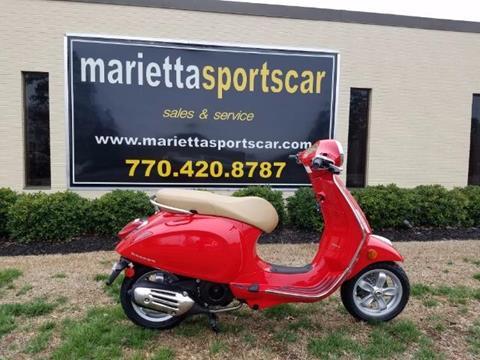 Marietta Sports Car Cycle Co