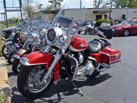 2002 Harley-Davidson Touring for sale in Marietta, GA