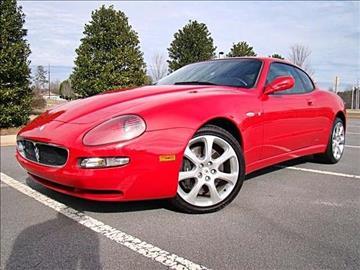 2003 Maserati Coupe for sale in Marietta, GA
