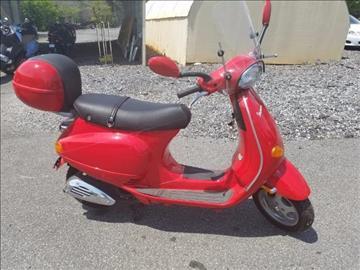 2003 Vespa Et4
