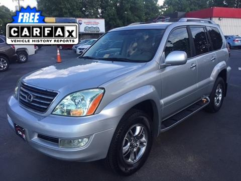 2008 Lexus GX 470 for sale in North Chesterfield VA