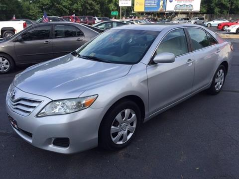 2011 Toyota Camry for sale in North Chesterfield, VA
