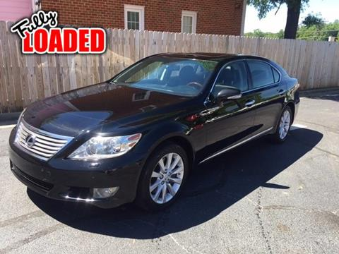 2010 Lexus LS 460 for sale in North Chesterfield, VA