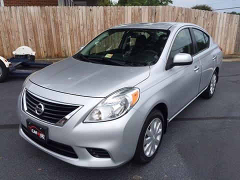 2012 Nissan Versa for sale in North Chesterfield, VA