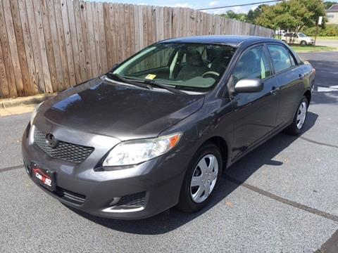 2010 Toyota Corolla for sale in North Chesterfield, VA