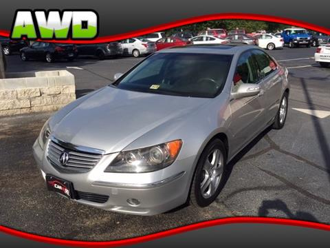 2005 Acura RL for sale in North Chesterfield, VA
