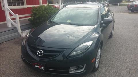 2012 Mazda MAZDA6 for sale in North Chesterfield, VA