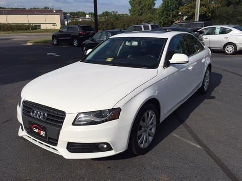 2009 Audi A4 for sale in North Chesterfield, VA