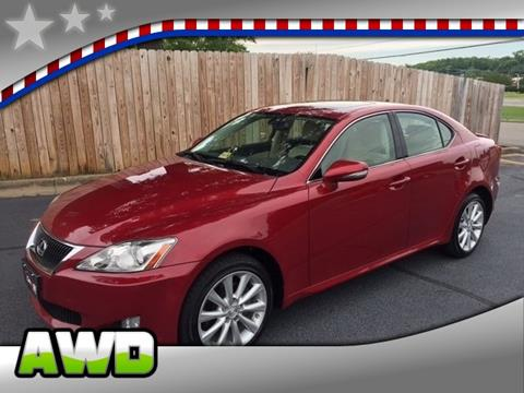 2009 Lexus IS 250 for sale in North Chesterfield VA