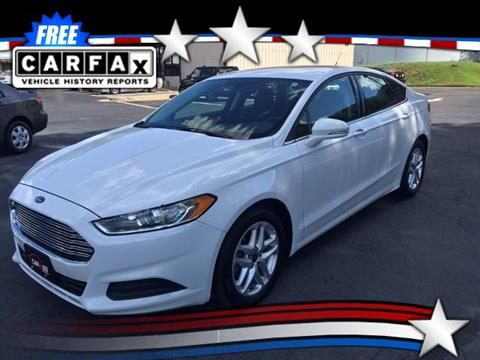 2014 Ford Fusion for sale in North Chesterfield VA