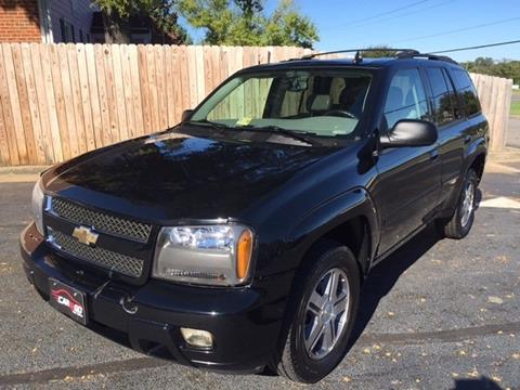 2008 Chevrolet TrailBlazer for sale in North Chesterfield, VA