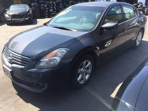2008 Nissan Altima for sale at Wayne Motors, LLC in Los Angeles CA