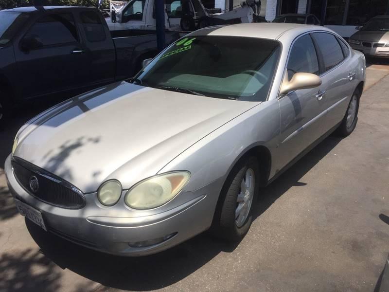 2006 Buick LaCrosse for sale at Wayne Motors, LLC in Los Angeles CA