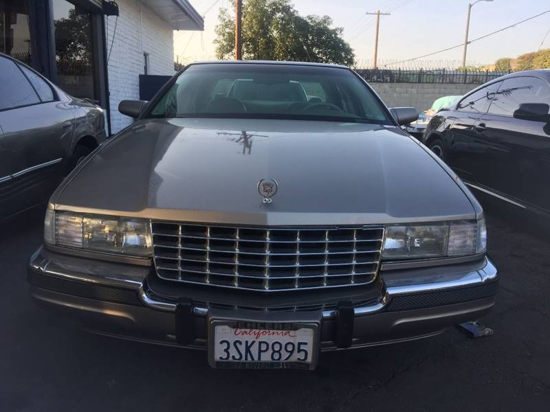 1996 Cadillac Seville for sale at Wayne Motors, LLC in Los Angeles CA
