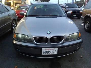 2004 BMW 3 Series for sale at Wayne Motors, LLC in Los Angeles CA